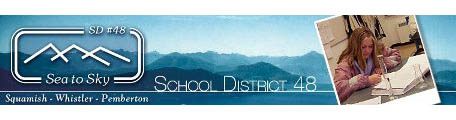 School District #48 (Sea to Sky)